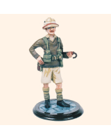 SQN54 183 Officer 1st Battalion Painted