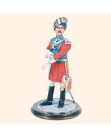 SQN54 198 Officer Governors Bodyguard Painted
