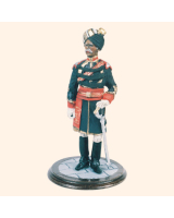 SQN54 199 Officer 23 Cavalry Frontier Force Painted