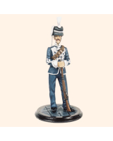 SQN54 203 Trooper Warwickshire Yeomanry Painted