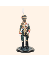 SQN54 204 Colonel Loyal Suffolk Hussars Yeomanry Painted