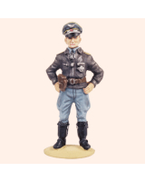 T54 218 Officer Luftwaffe Painted