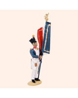 T54 475 Eagle-Bearer Line Infantry 1815 Painted
