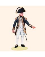 T54 552 Captain The Royal Navy The Battle of Trafalgar Painted