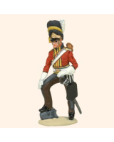 T54 575 Trumpeter 2nd Royal North British Dragoons the Scots Greys 1815 Painted