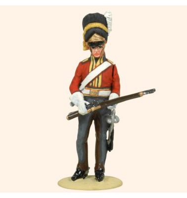 T54 576 Trooper 2nd Royal North British Dragoons the Scots Greys 1815 Painted