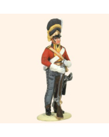 T54 577 Trooper 2nd Royal North British Dragoons the Scots Greys 1815 Painted