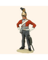 T54 579 Officer 6th Inniskilling Dragoons 1815 Painted