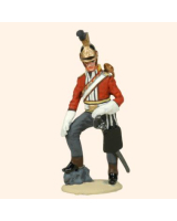T54 580 Trumpeter 6th Inniskilling Dragoons 1815 Painted