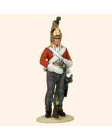 T54 582 Trooper 6th Inniskilling Dragoons 1815 Painted