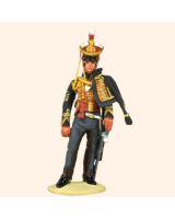 T54 600 Sergeant 10th Hussars 1812-1815 Painted