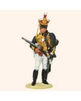 T54 601 Trooper 10th Hussars 1812-1815 Painted