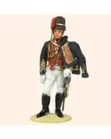 T54 603 Officer 7th Hussars 1812-1815 Painted