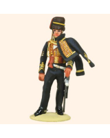 T54 604 Sergeant 7th Hussars 1812-1815 Painted