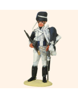 T54 605 Trooper 18th Hussars 1812-1815 Painted