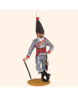 T54 613 Officer 22nd Light Dragoon Painted