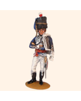 T54 615 Officer 18th Hussar Painted