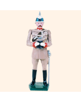 044 1 Toy Soldier Officer Kit