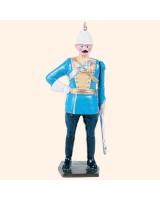 0046 1 Toy Soldier Officer Kit