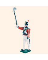 055 01 Toy Soldier Drum Major Kit