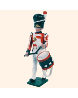 0055 02 Toy Soldier Drummer Kit