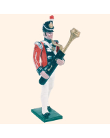 0055 08 Toy Soldier Bandsman with Oboe Kit