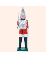 0063 3 Toy Soldier Trooper Life Guards Kit