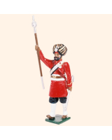 0076 1 Toy Soldier Drum Major marching Kit
