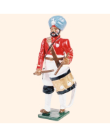 076 2 Toy Soldier Drummer marching Kit