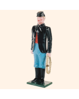 0078 3 Toy Soldier Gunner with lanyard Kit