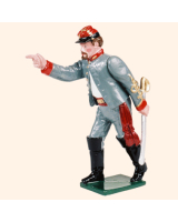 0079 1 Toy Soldier Officer Kit