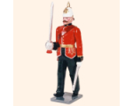 085 1 Toy Soldier Officer marching Kit