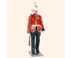 085 2 Toy Soldier Sergeant marching Kit