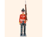 087 3 Toy Soldier Private marching Kit