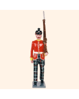 0087 3 Toy Soldier Private marching Kit