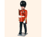 088 2 Toy Soldier Sergeant marching Kit