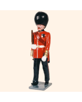 0088 2 Toy Soldier Sergeant marching Kit