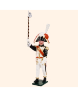 0089 01 Toy Soldier Drum Major Senot Kit