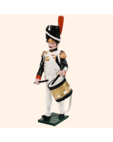 0089 03 Toy Soldier Drummer Kit