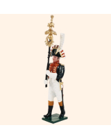 0089 06 Toy Soldier Bandsman with Jingling Johnny Kit