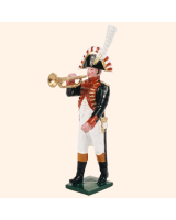 0089 13 Toy Soldier Bandsman with Trumpet Kit