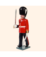 094 1 Toy Soldier Officer Grenadier Guards Kit