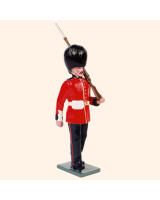 094 3 Toy Soldier Private Grenadier Guards Kit