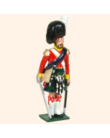0106 1 Toy Soldier Officer Kit