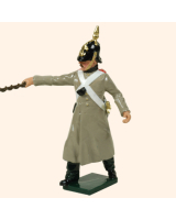 0116 2 Toy Soldier Gunnar with Linstock Kit
