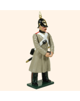 0116 3 Toy Soldier Gunnar with Cannon Ball Kit
