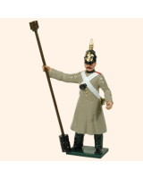 0116 5 Toy Soldier Gunnar with Ramrod Kit