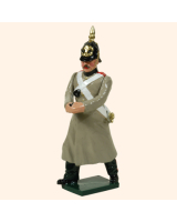 0117 4 Toy Soldier Gunnar with Cannon Ball Kit