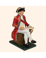 0201 1 Toy Soldier Sir William Howe Kit