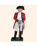 0201 3 Toy Soldier General Cornwallis Kit